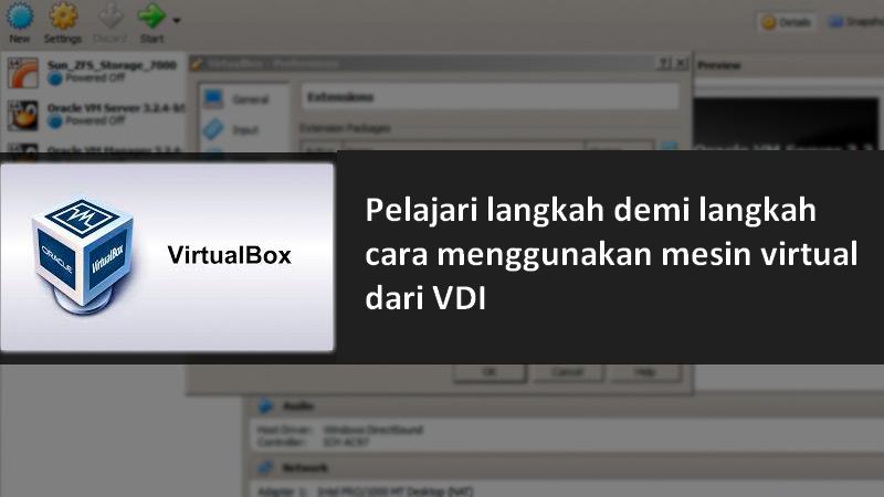 Apa manfaat dan batasan penerapan mesin virtual dari VDI